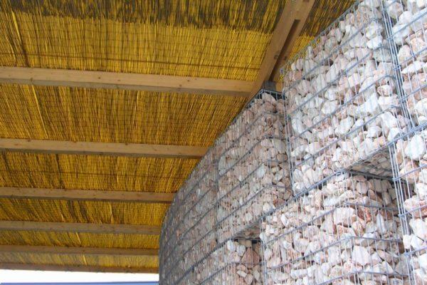 Interventi e lavori realizzati da inerteco con gabbioni metallici ...