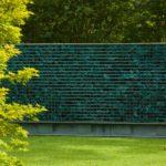 Gabbioni Metallici con Vetro per Arredamento Urbano Pubblico