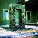 Arredo Giardino stile Moderno con Gabbioni per Arredo Giardino