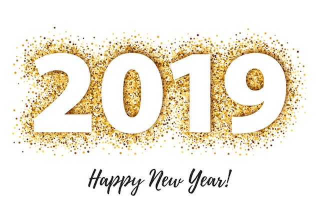 2019 Happy New Year Ecologico Inerteco
