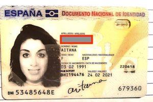 carta-identità-truffa online