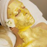 foglia oro viso inerteco